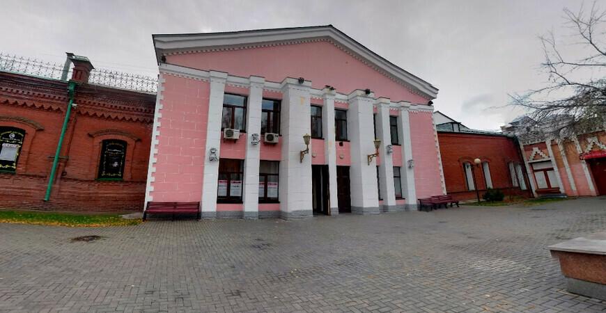 Театр Чехова в Павлодаре