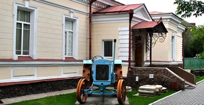 Краеведческий музей Семей
