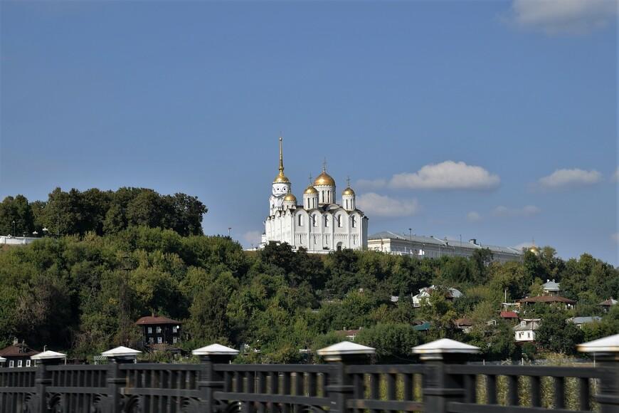 Лучший вид на город Владимир