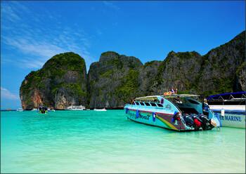 Таиланд ввёл безвизовый въезд для туристов из Украины