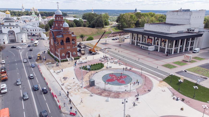 Памятник провинциальным актёрам