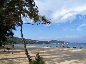 Патонг - центральное место для развлечений и отдыха
