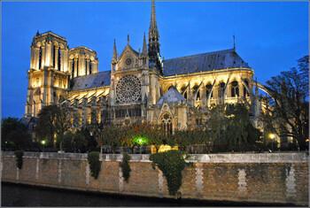 ЮНЕСКО поможет Франции в восстановлении собора Парижской Богоматери
