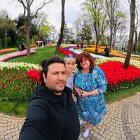 Парк Эмирган. Фестиваль тюльпанов 2019.