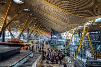 Работа всех аэропортов Испании нарушится из-за забастовки