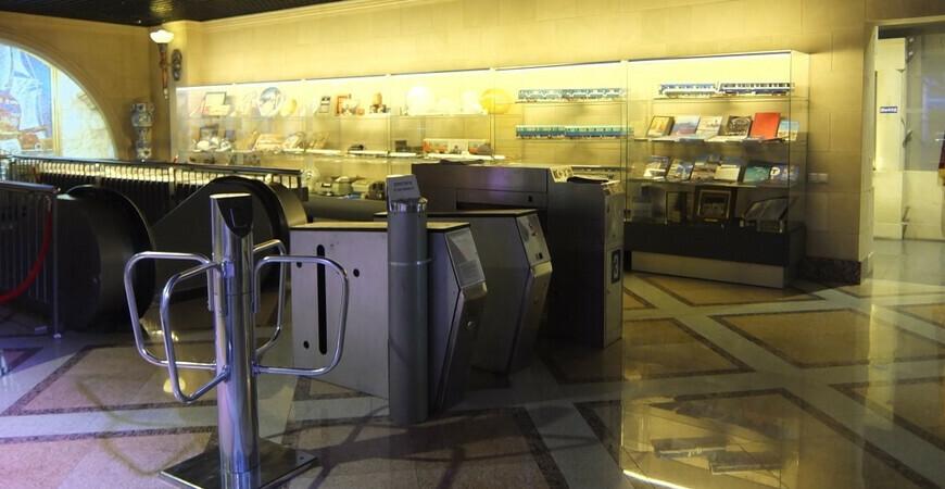 Музей метро в Санкт-Петербурге