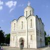 Дмитриевский собор 12 век