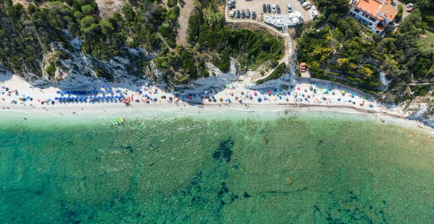 Пляж Капо Бьянко