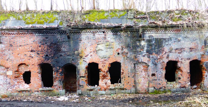 Форт №5а «Лендорф» в Калининграде