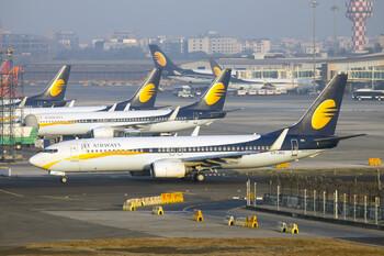 Авиакомпания Jet Airways прекратила деятельность