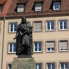 Памятник Альбрехту Дюреру