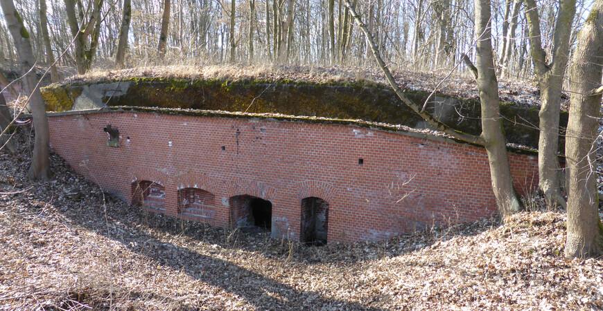 Форт №7 «Герцог фон Гольштейн» в Калининграде