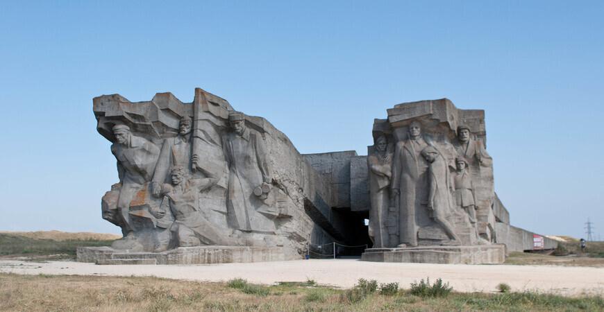 Аджимушкайские каменоломни