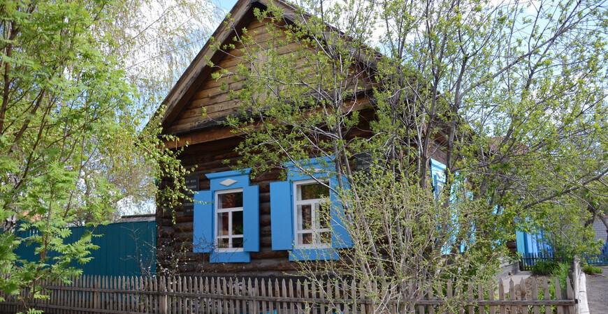 Дом-музей Павла Васильева