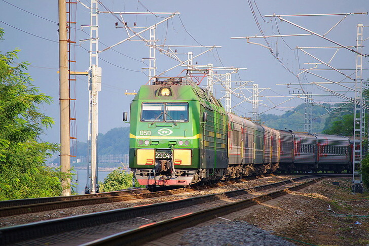 Поезд Чита — Адлер (Сочи)