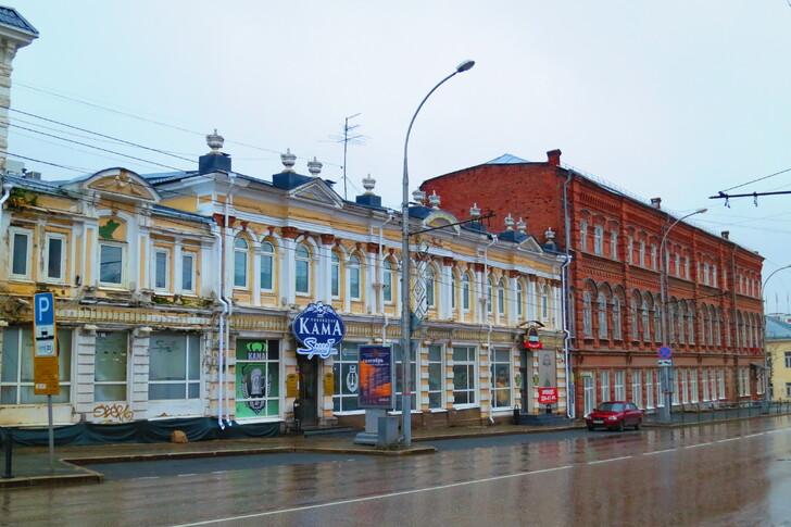 Автобус Уфа — Пермь