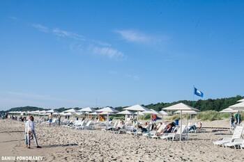 Два пляжа под Калининградом получили «Голубой флаг»