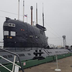 Подводная лодка Б-413