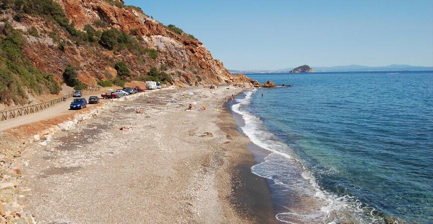 Пляж Топинетти
