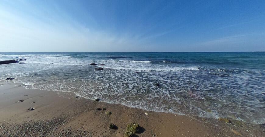 Пляж Котсиас (Kotsias Beach)