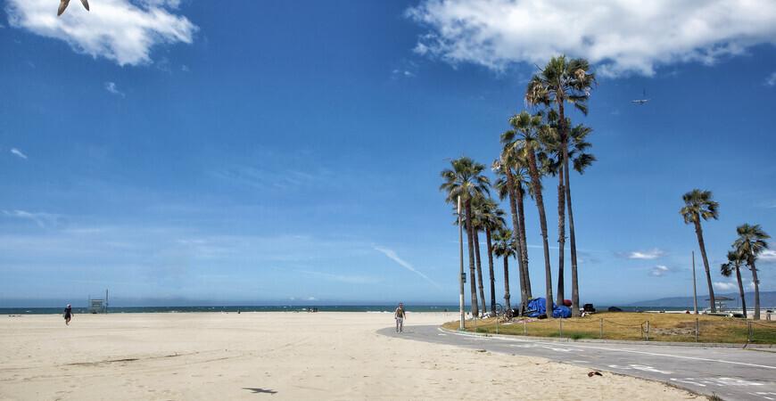 Пляж Малибу