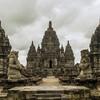 Храм Севу, часть комплекса Прамбанан.