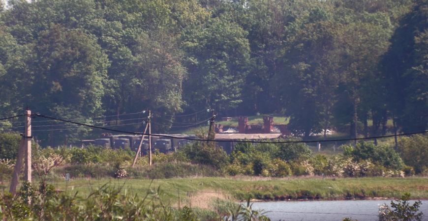 Форт №12 «Ойленбург» в Калининграде