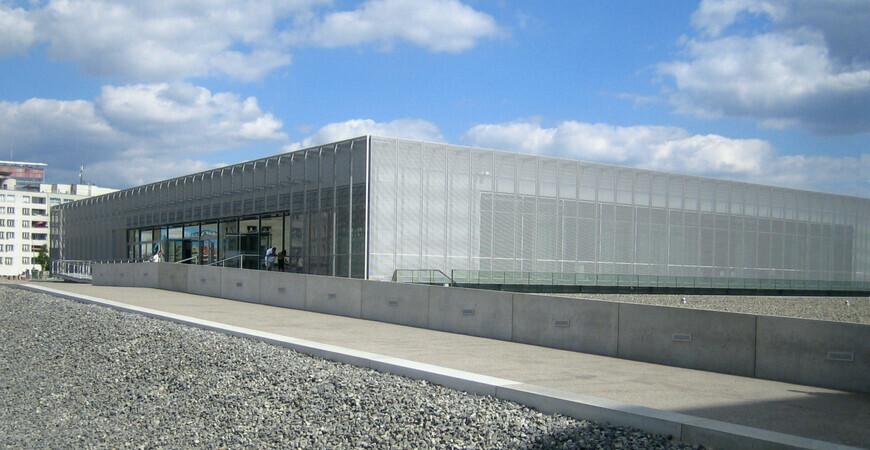 Музей «Топография террора» в Берлине (Topographie des Terrors)