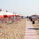 Пляж Римини Марина Центро