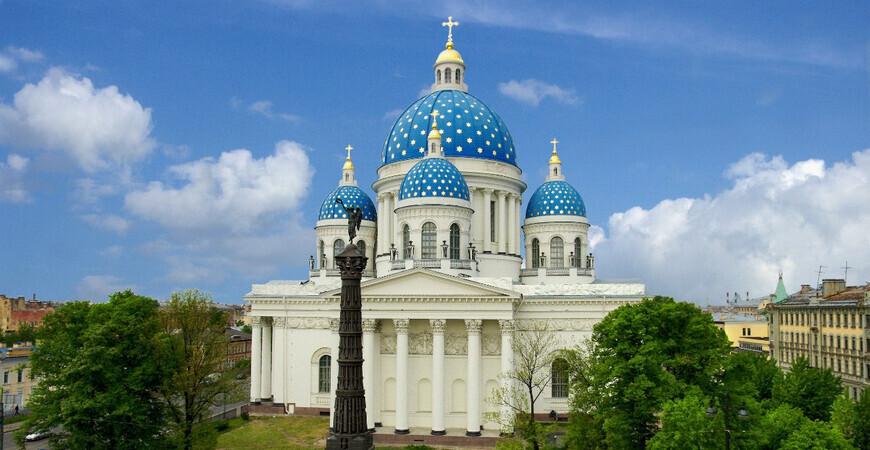 Троице-Измайловский собор в Санкт-Петербурге