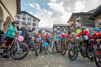 В Церматте проведут масштабный Фестиваль горных велосипедов