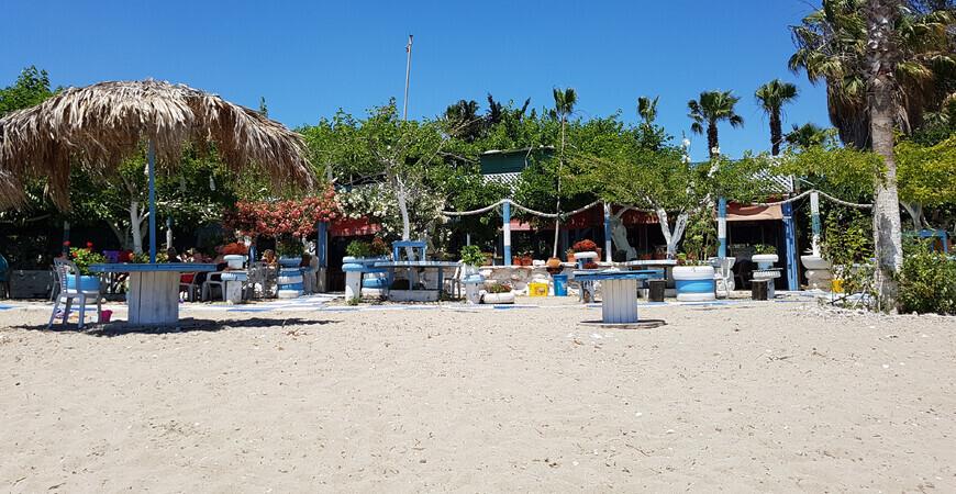 Пляж Афродизиак (Aphrodisiac Beach) на Кипре