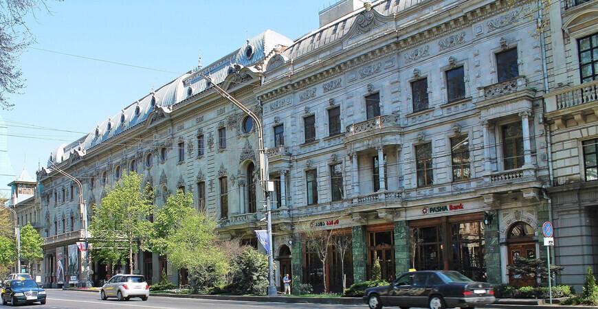 Государственный театр теней рук «Будругана-Гагра»
