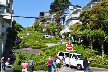 В Сан-Франциско сделают платным въезд на самую популярную улицу