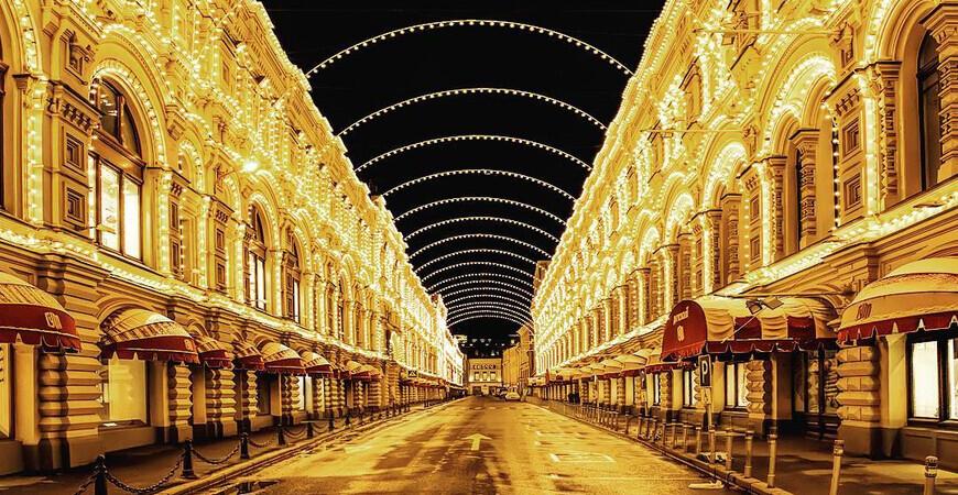ТЦ «Никольский Пассаж» в Москве