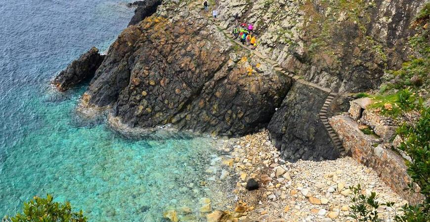 Пляж Крочетта