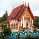 Храм Суван Кхири Кет на Пхукете