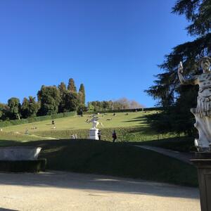 Сады Боболи и где можно подкрепиться