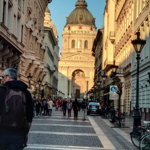Цветущий Будапешт