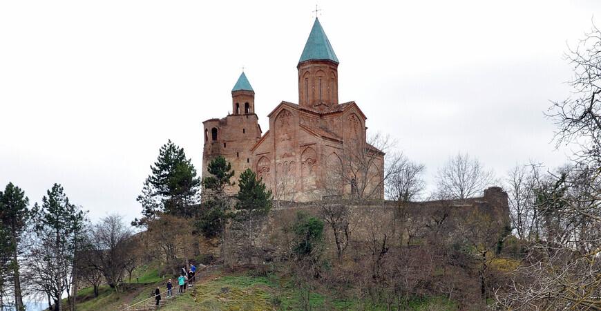 Крепость Греми