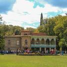 Дом-музей Чавчавадзе в Цинандали