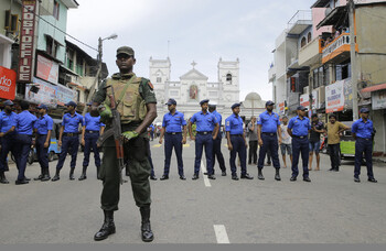 Спецслужбы предупредили о риске новых терактов на курортах Индии и Мальдив