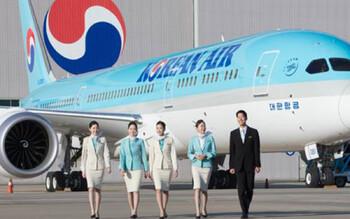 Корейская авиакомпания возобновила рейсы из Петербурга в Сеул