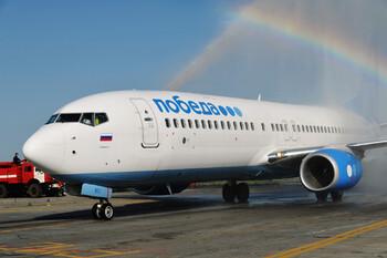 «Победе» разрешили взимать плату за регистрацию в зарубежных аэропортах