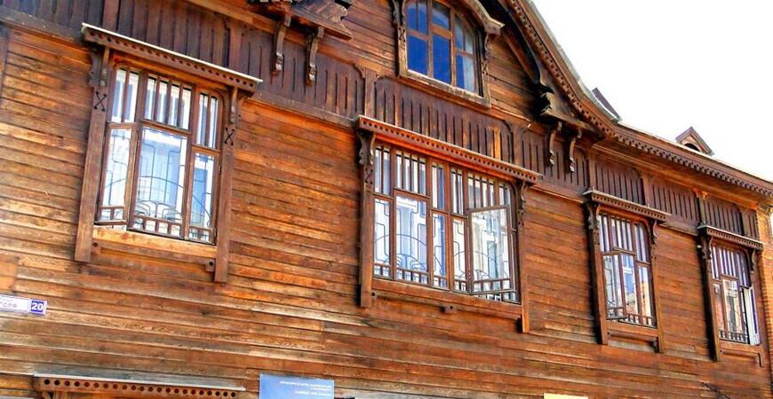 Музейный центр «Гамаюн» в Екатеринбурге