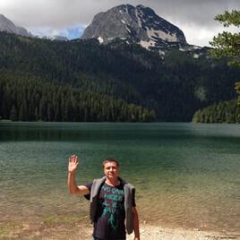 Турист Андрей Нижутин (Aleksey2204)
