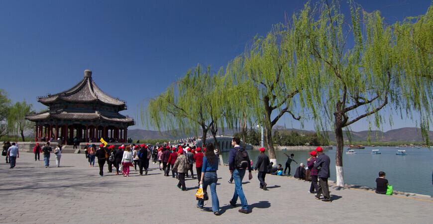 Летний дворец в Пекине (Summer Palace)
