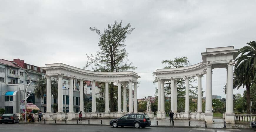 Парк «6 мая» в Батуми