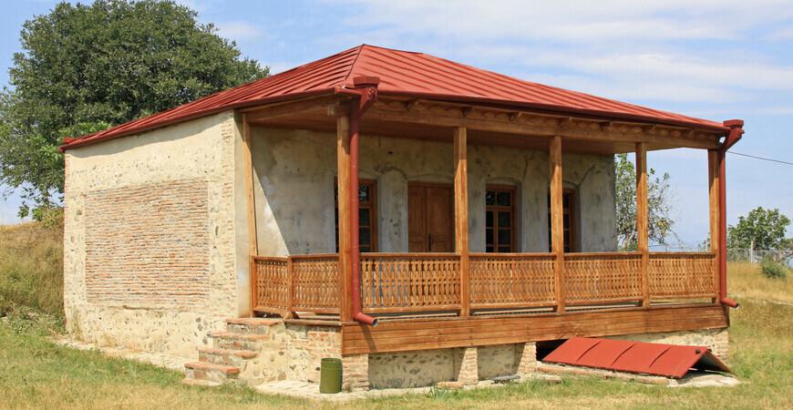 Музей Нико Пиросмани в Мирзаани
