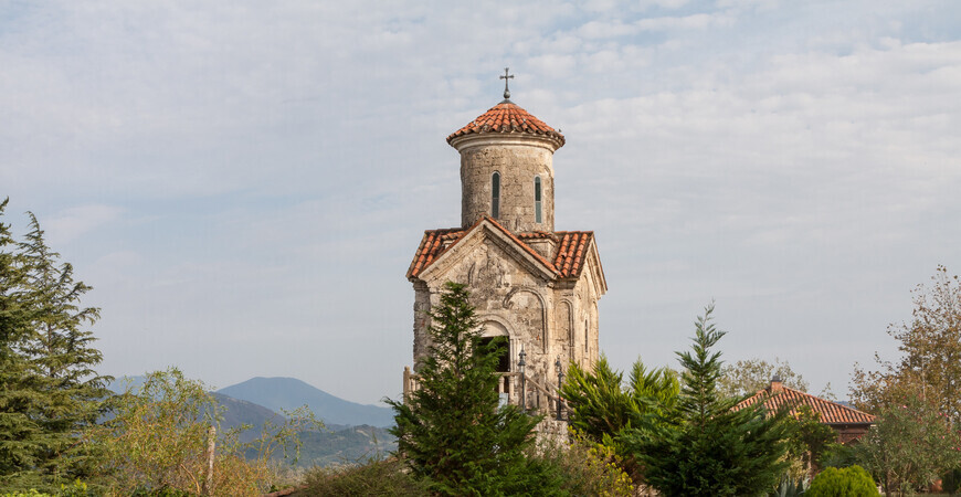 Монастырь Чкондиди (Мартвильский монастырь)